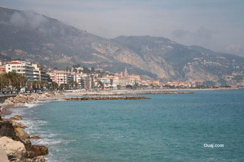 Auberge de jeunesse - menton - French Riviera tourism