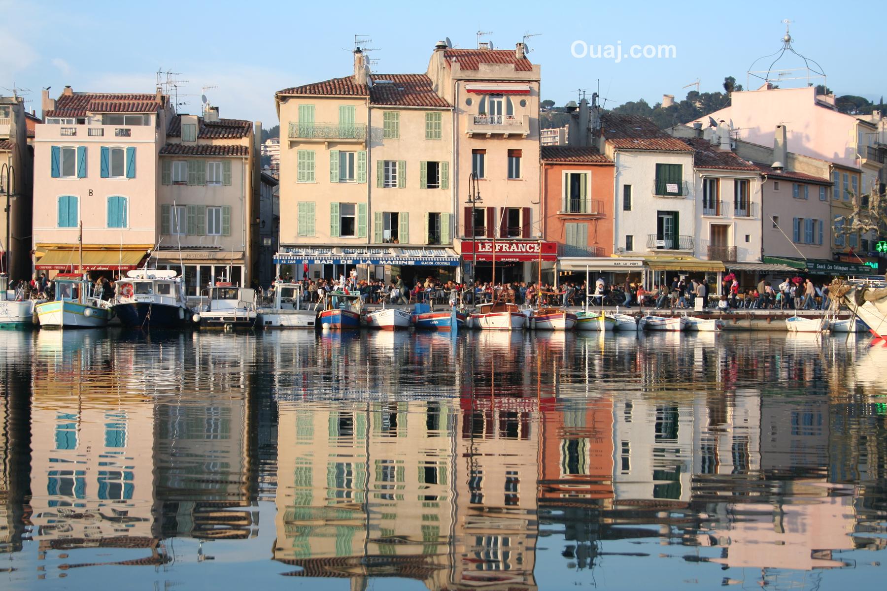 fond d'ecran gratuit villages de provence
